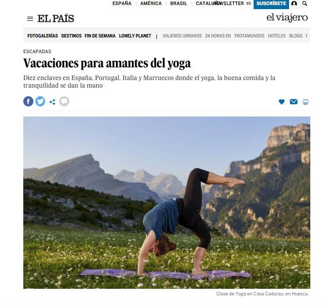 EL PAIS. EL VIAJERO (abril 2017)