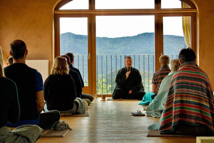 2016 Primer retiro de Global tea hut en casa cuadrau