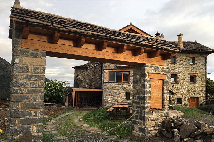 2017 Casa Cuadrau casi terminada