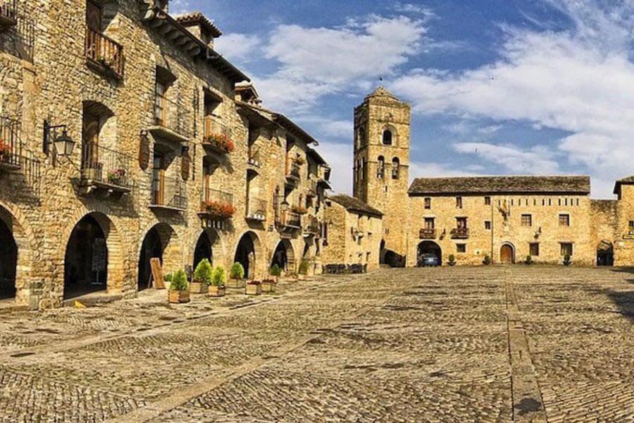 Aínsa - Huesca