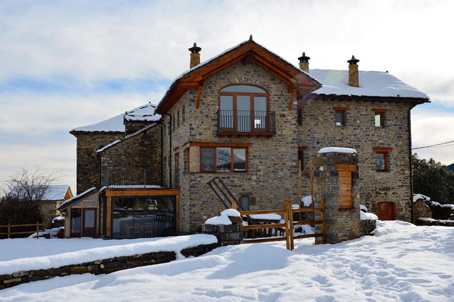 Casa Cuadrau