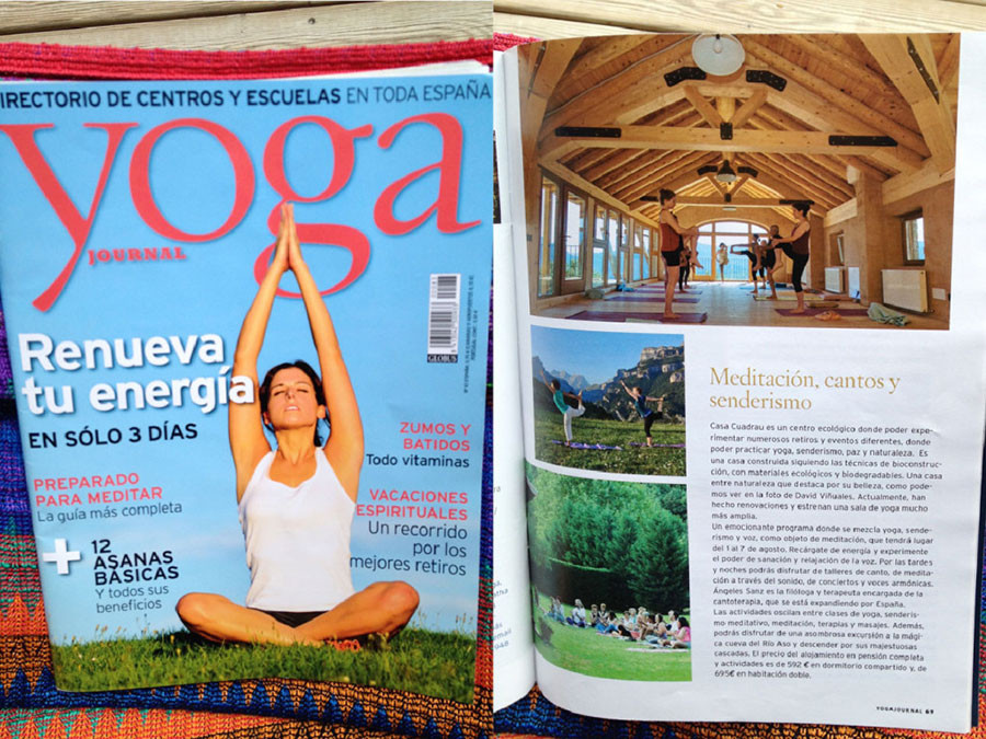 Yoga Journal 2015