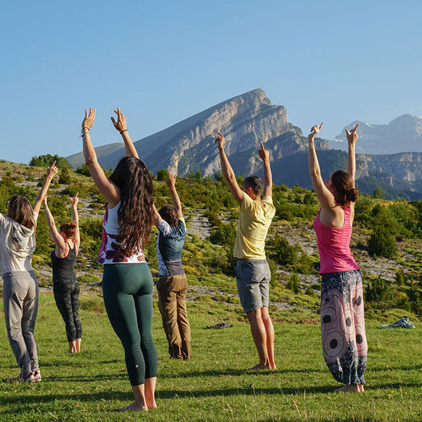 Retiro de Yoga, Senderismo y Qi Gong