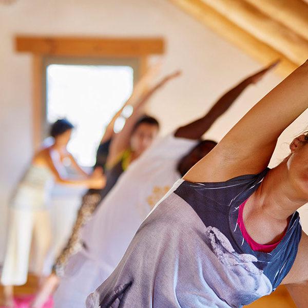 Yoga en Casa Cuadrau