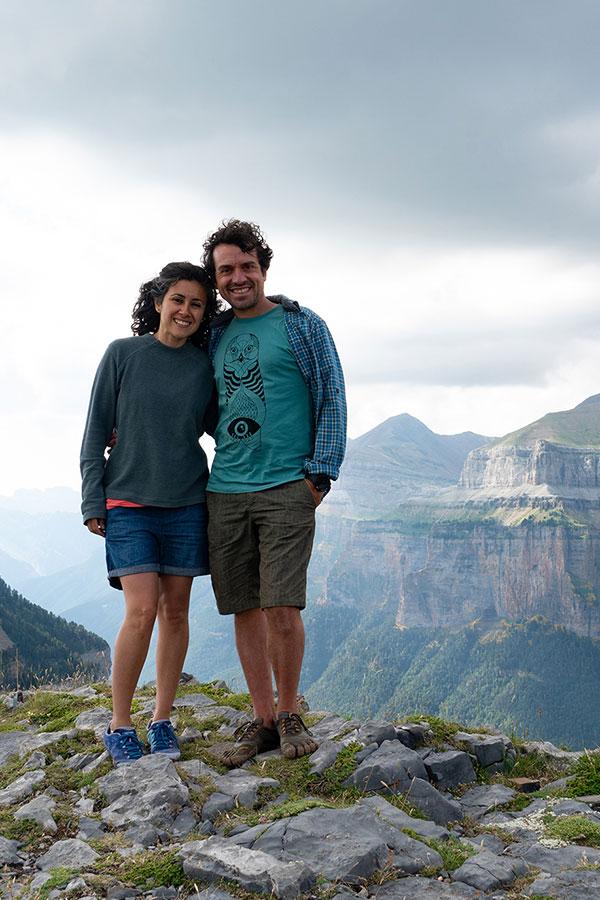 Katya y Daniel | Fundadores Casa Cuadrau