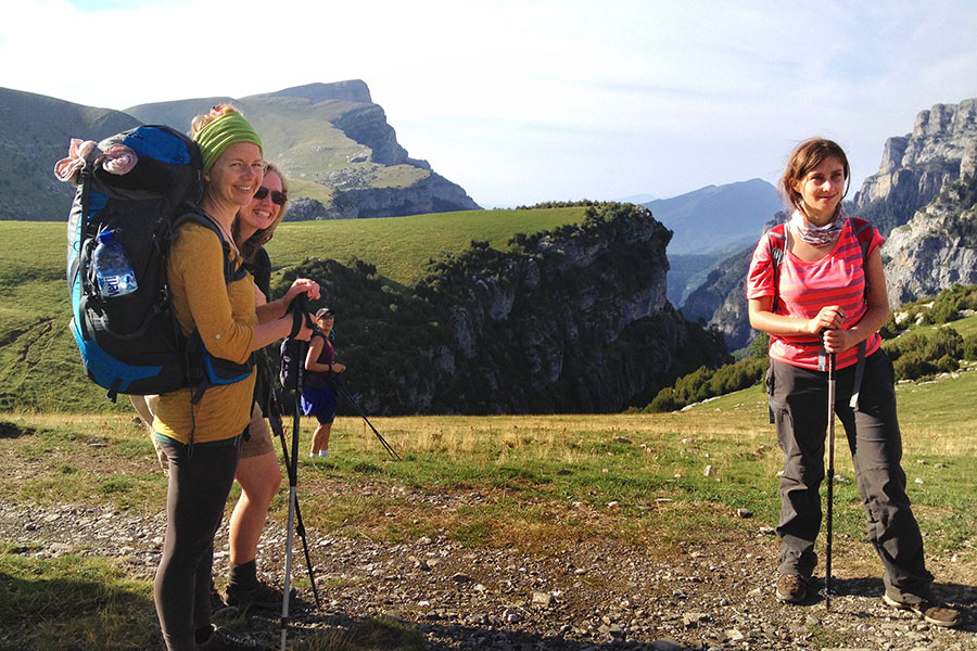 2014 Primer Long Trekking de Casa Cuadrau